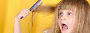 Cuidados  com os cabelos kids. Que produtos usar? Quantas vezes lavar por semana?