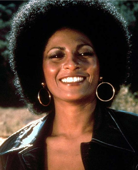 FOXY BROWN, Pam Grier, 1974