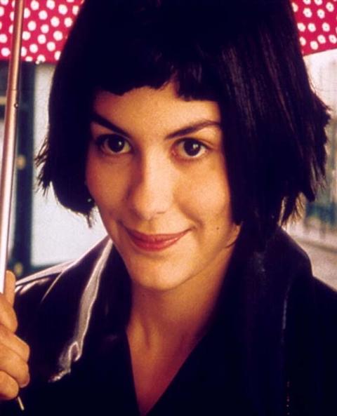 AMELIE, (aka LE FABULEUX DESTIN D'AMELIE POULAIN), Audrey Tautou, 2001