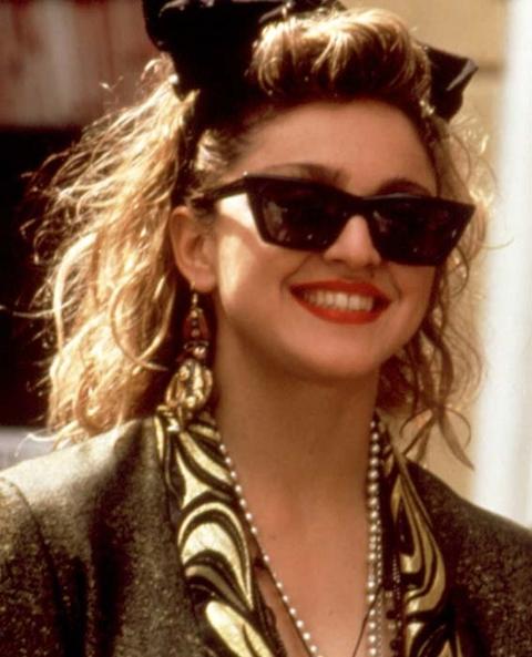 DESPERATELY SEEKING SUSAN, Madonna, 1985
