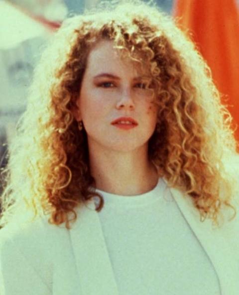 DAYS OF THUNDER, Nicole Kidman, 1990
