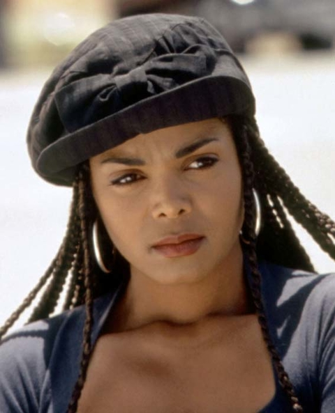POETIC JUSTICE, Janet Jackson, 1993, (c)Columbia Pictures/courtesy Everett Collection