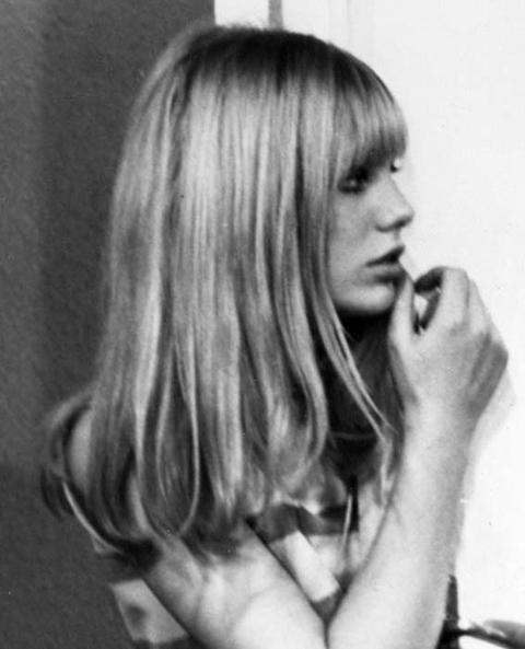 BLOWUP (aka BLOW-UP, aka BLOW UP), Jane Birkin, David Hemmings, 1966
